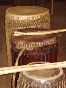 Rwandan Drums