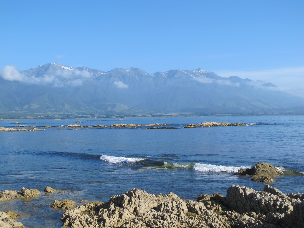 019 Kaikoura AM sea shot VG